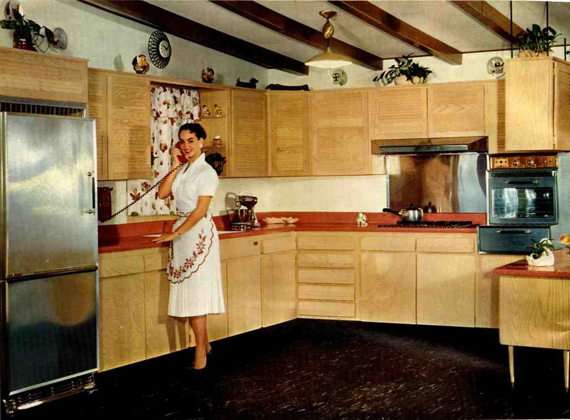1960 Style Kitchen Cabinets