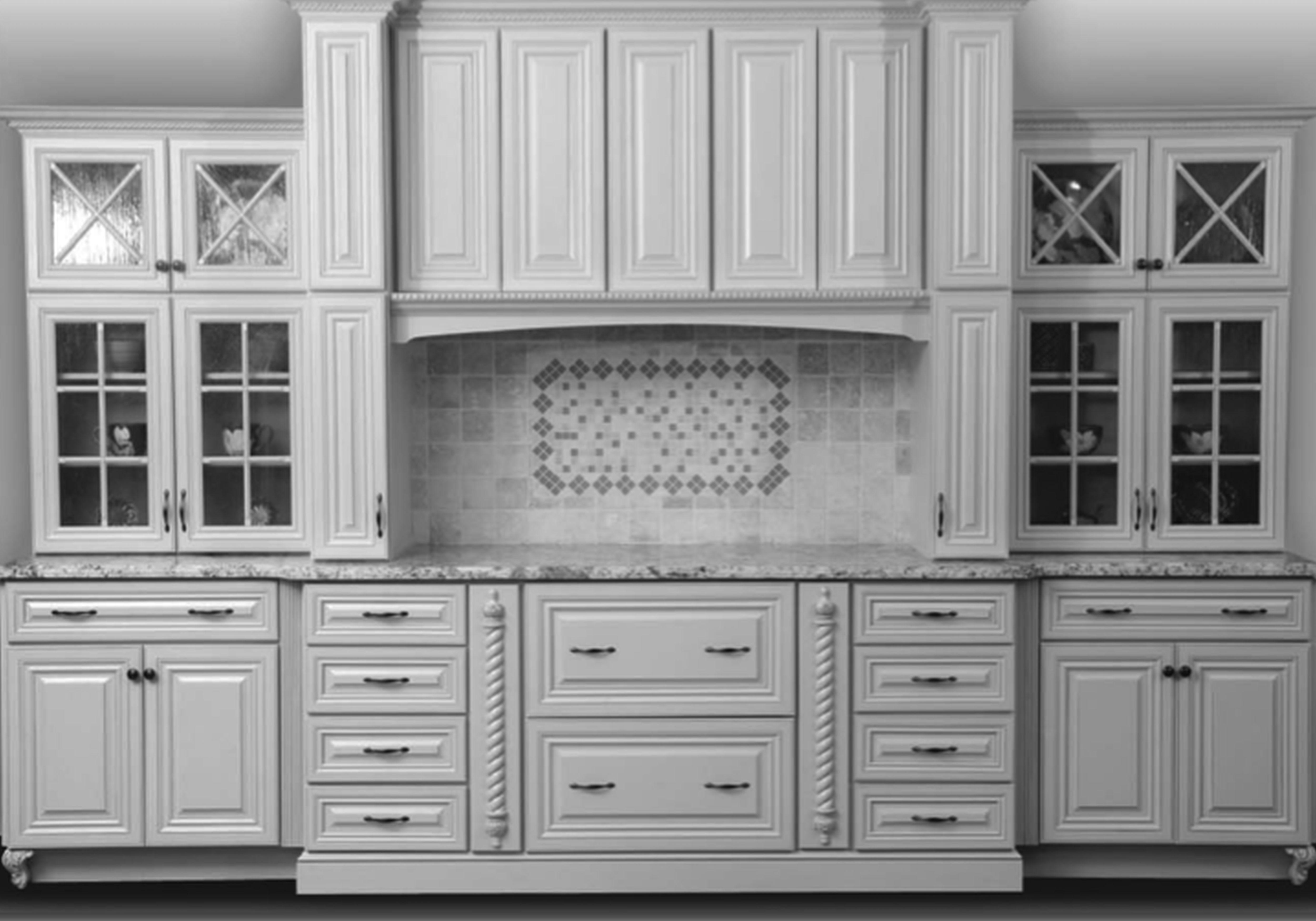 Antique Kitchen Hardware For Cabinets