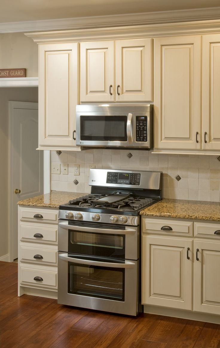 Beige Kitchen Cabinets Images
