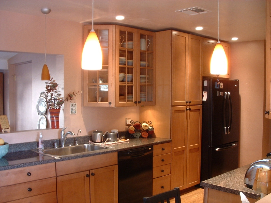 Best Cabinets For Galley Kitchen