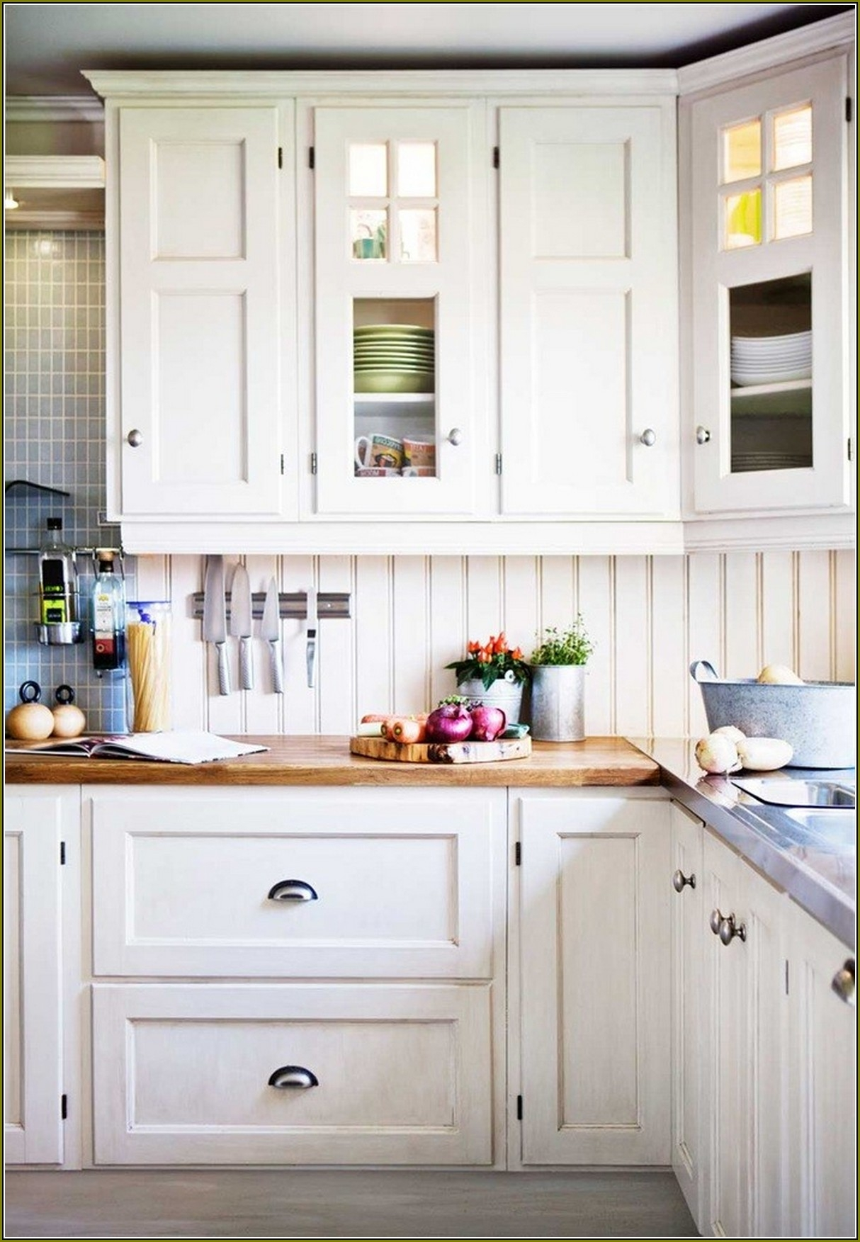 Cabinet Knobs For White Kitchen