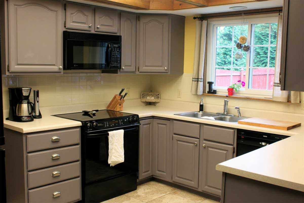 Color Kitchen Cabinets Style