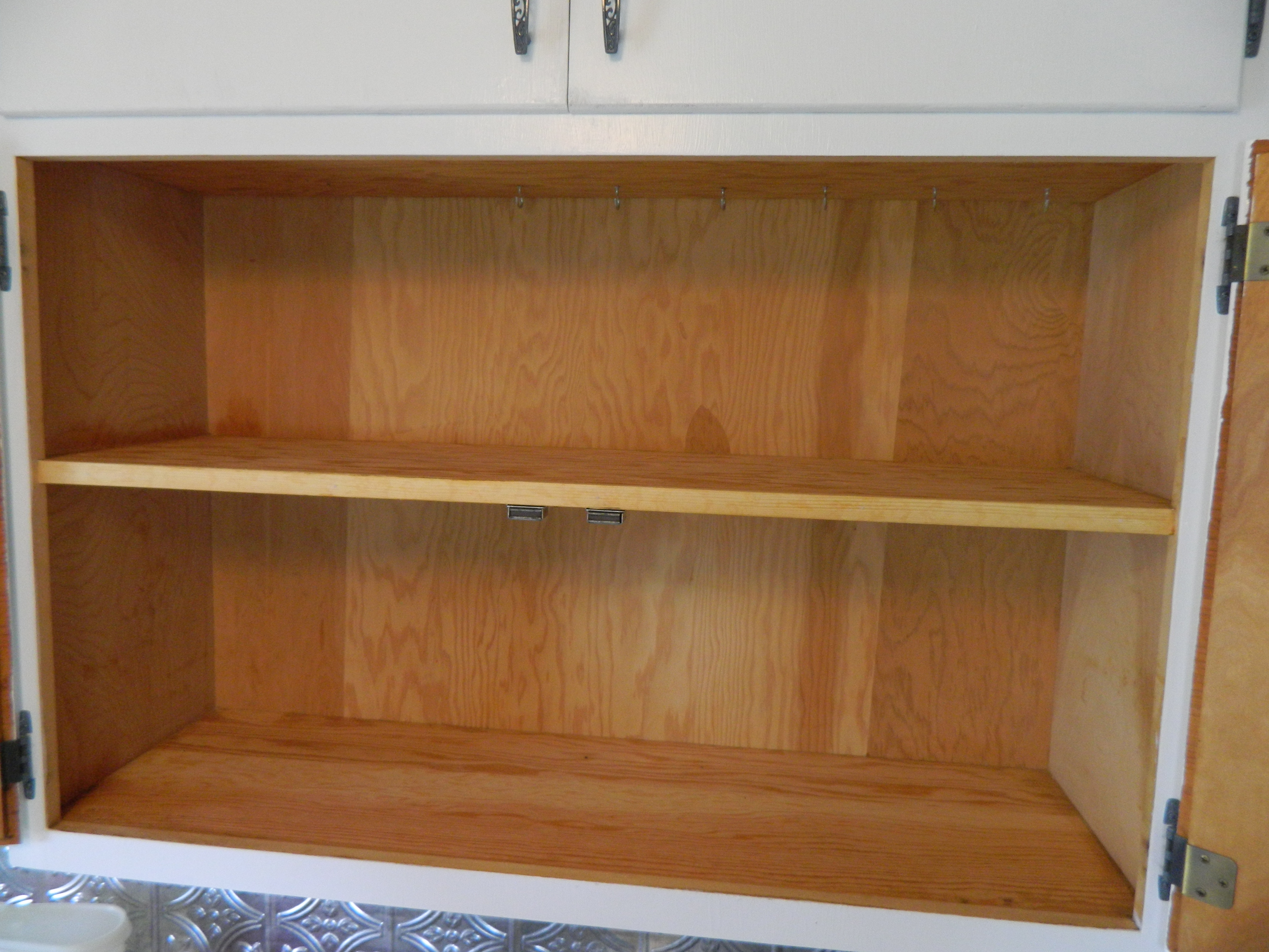 Contact Paper Kitchen Cabinet Shelves