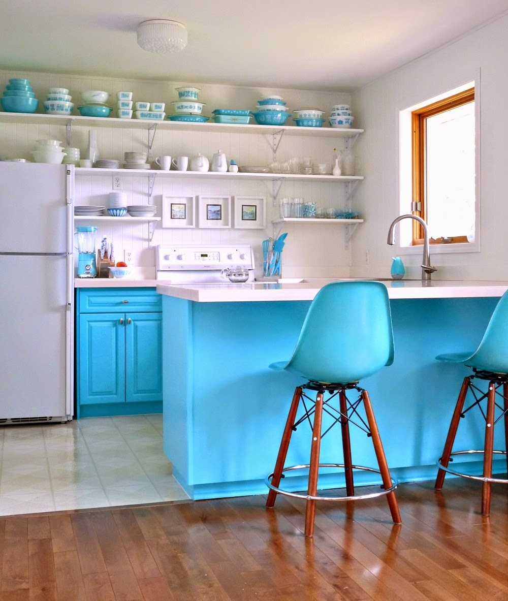 Cover Ugly Kitchen Cabinets