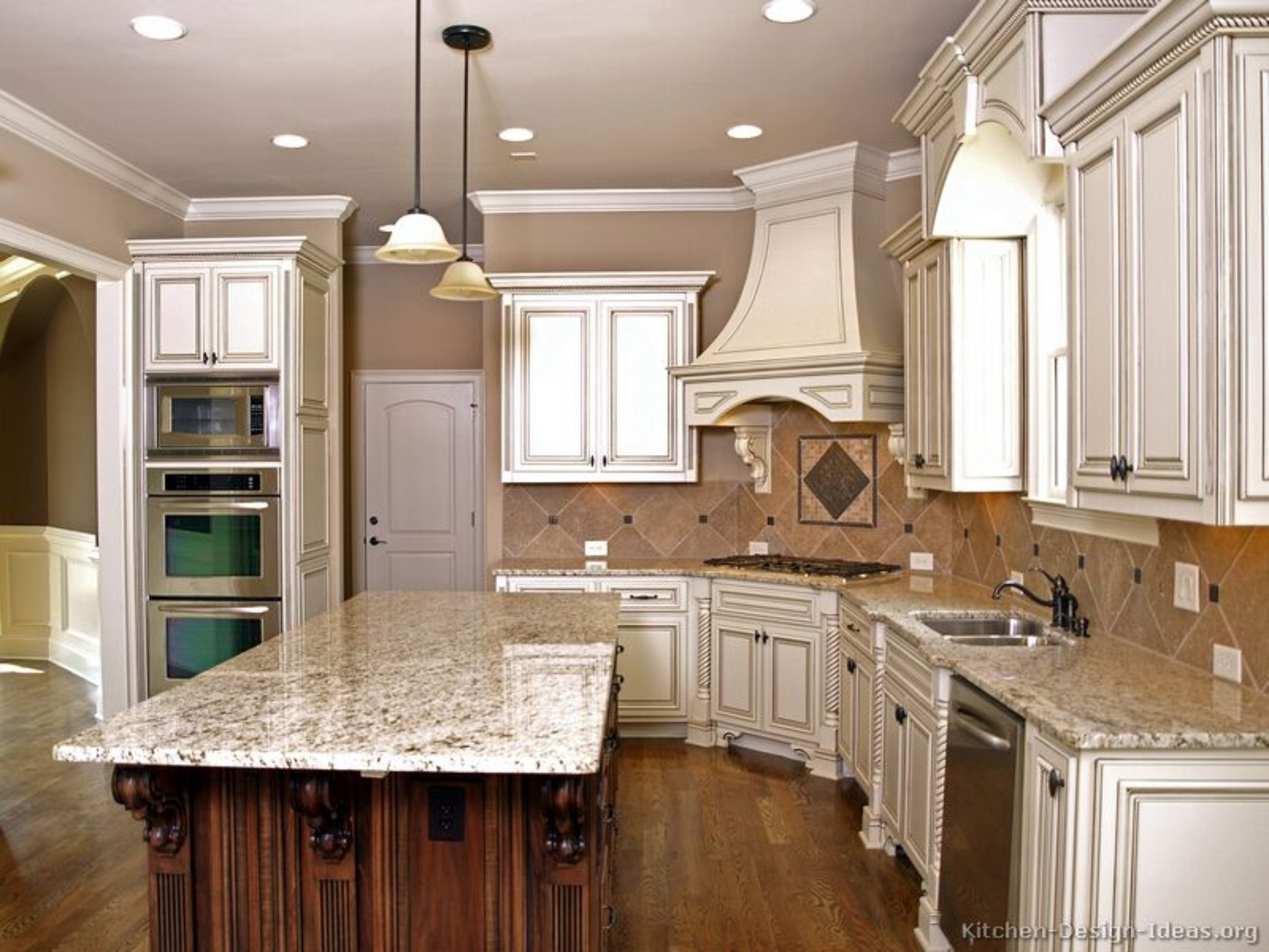 Design Kitchen Cabinets And Countertops