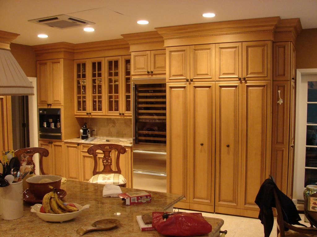 Extra Long Kitchen Cabinets