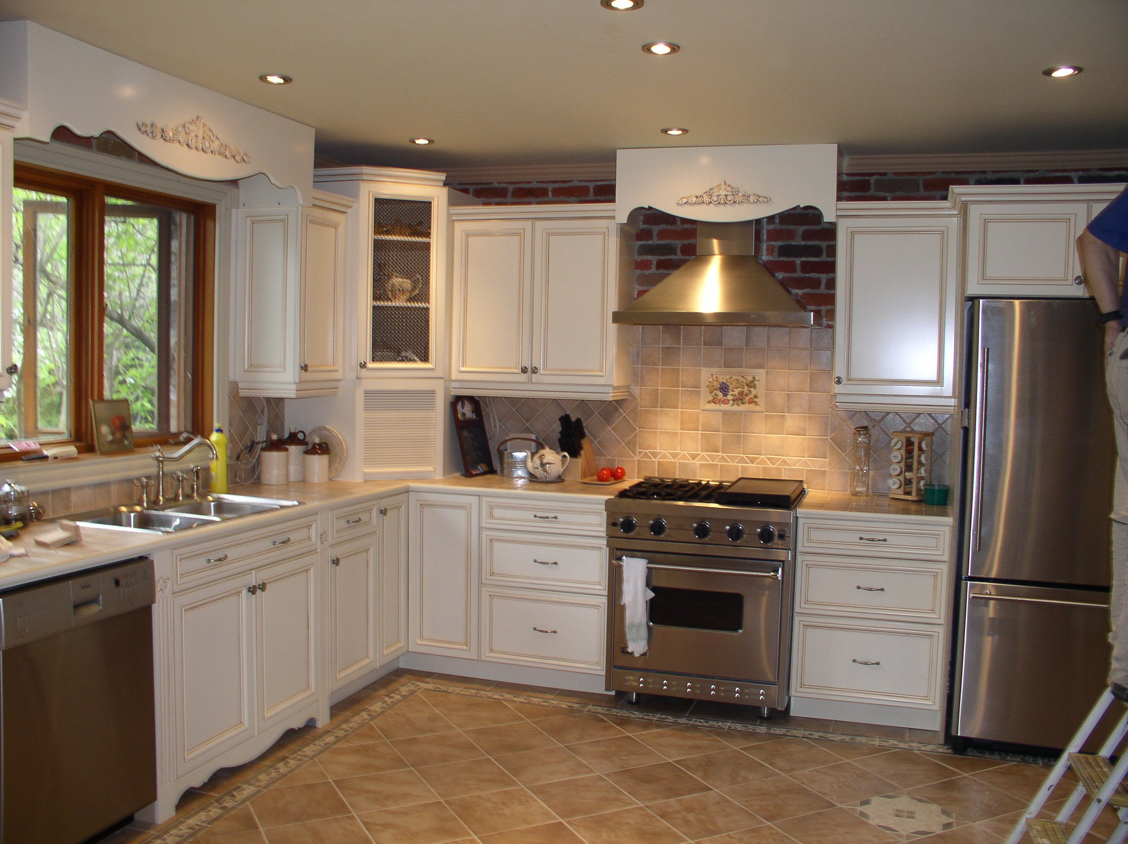Great Ideas For Kitchen Cabinets