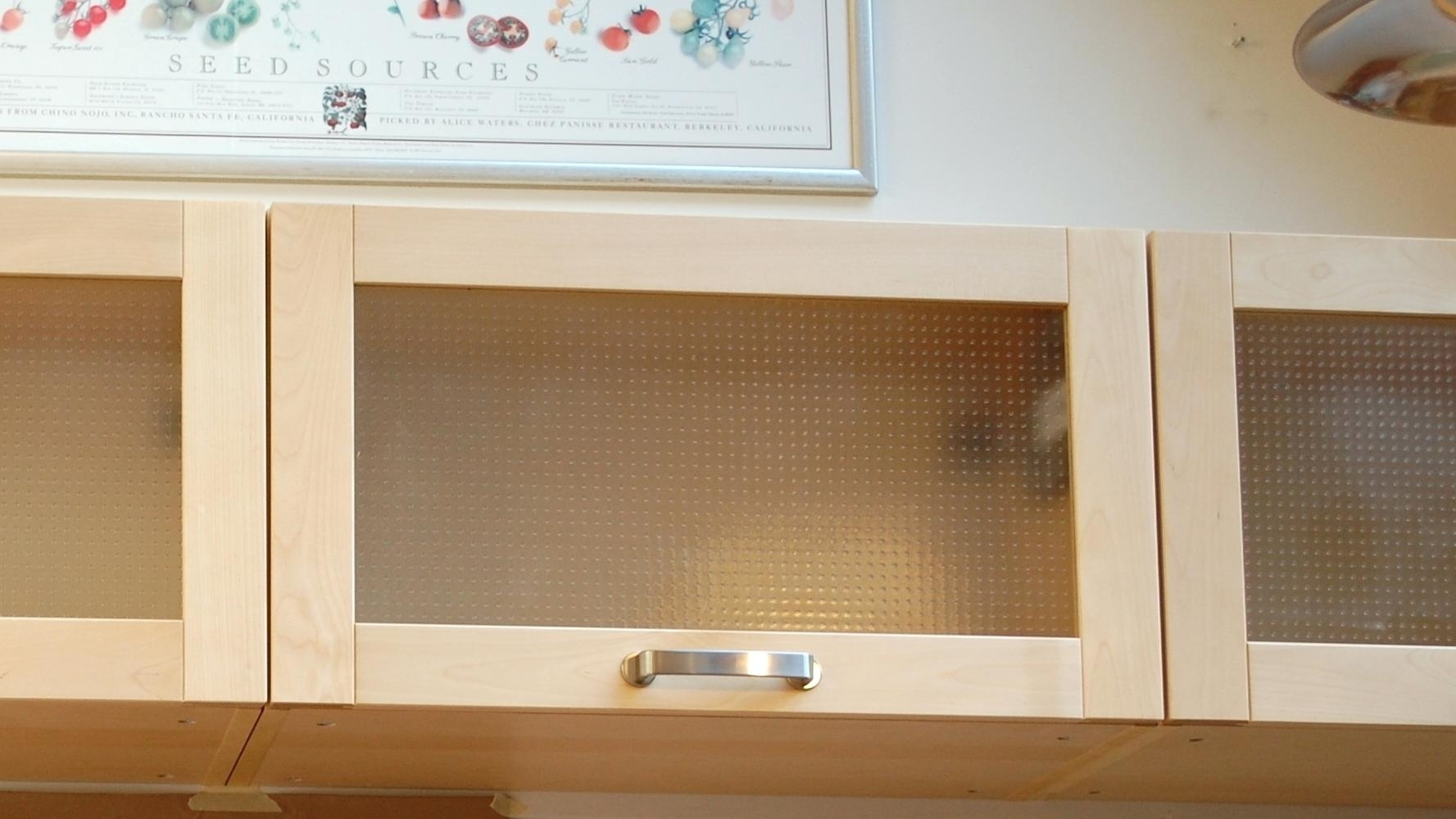 Hanging Kitchen Wall Cabinets Stud Partition