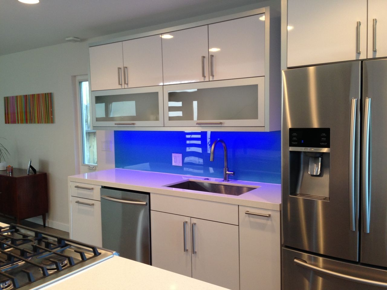 High Gloss Panels For Kitchen Cabinets