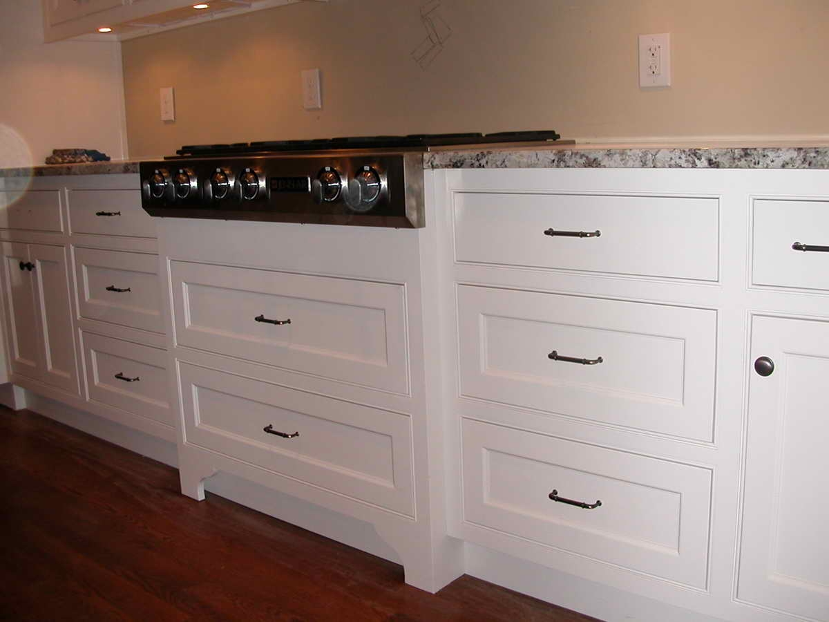 Inset Door Kitchen Cabinets
