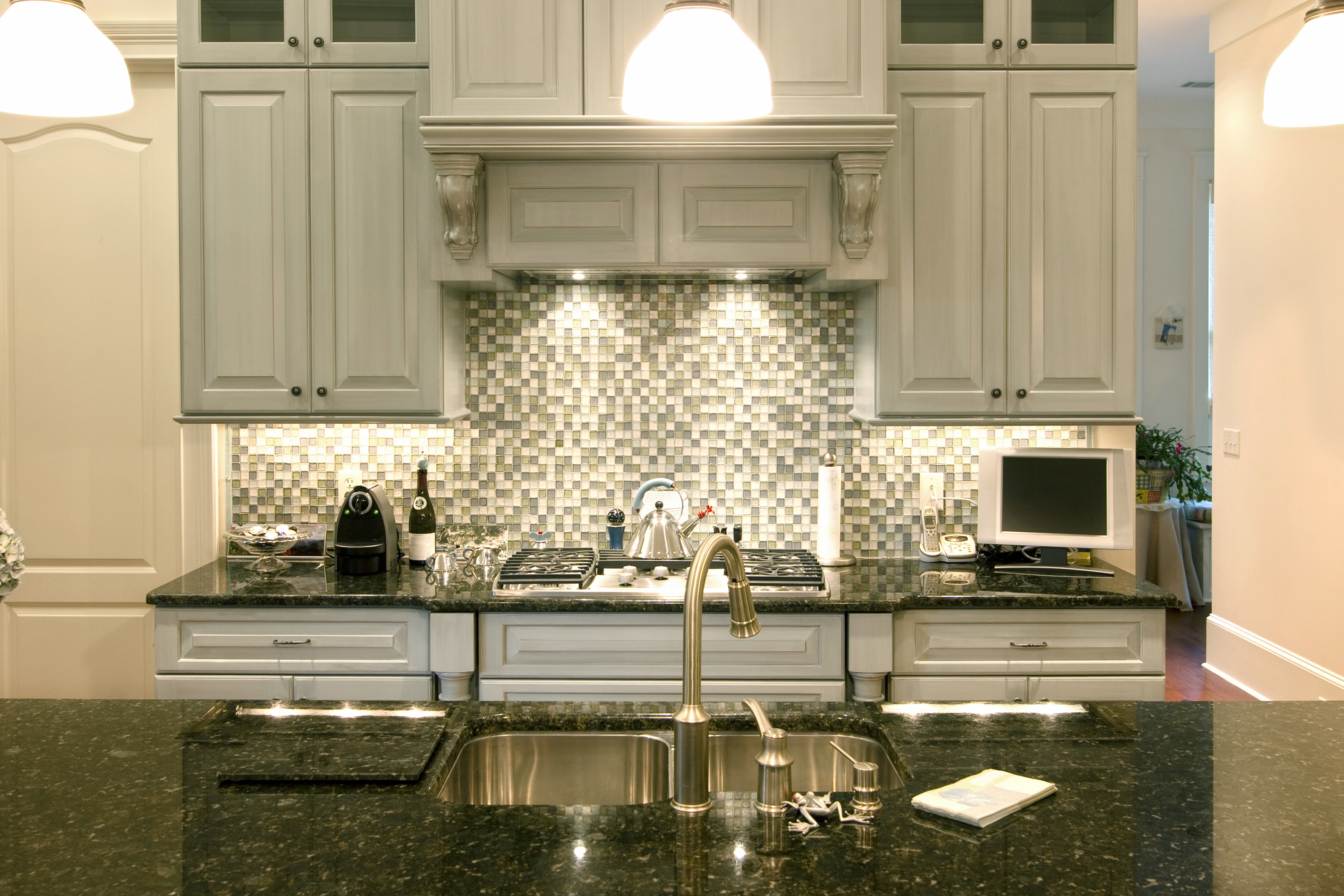 Kitchen Cabinet Color Ideas With Black Granitebedroom backsplash ideas for kitchens inexpensive black and