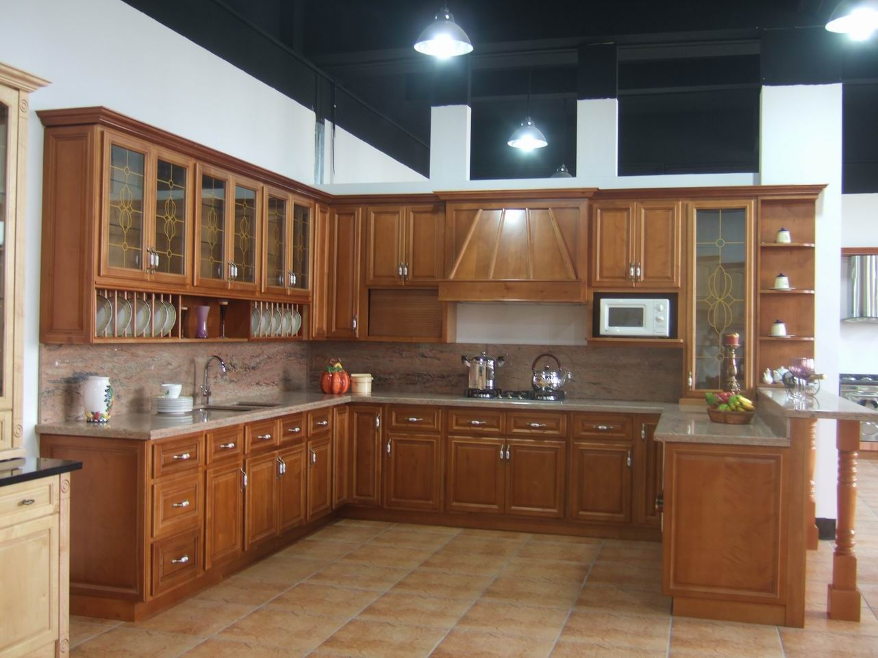 Permalink to Kitchen Cabinet Designs Photo Gallery