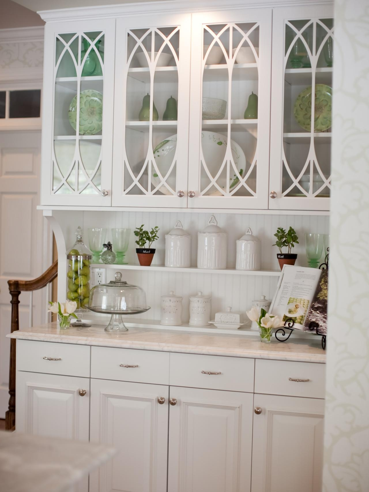 Kitchen Cabinet Doors White With Glass