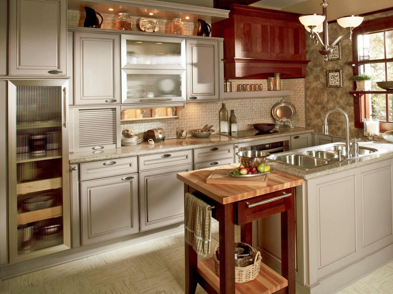 Kitchen Cabinet Hardware Trends 2015