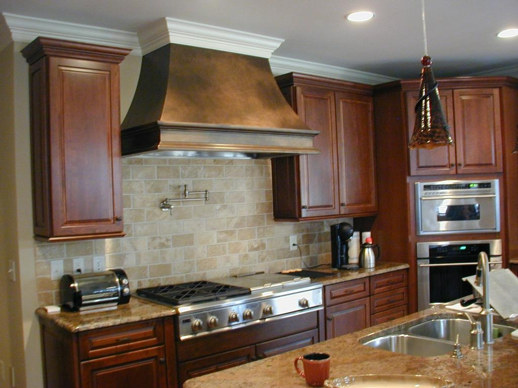 Kitchen Cabinet Hood Cover