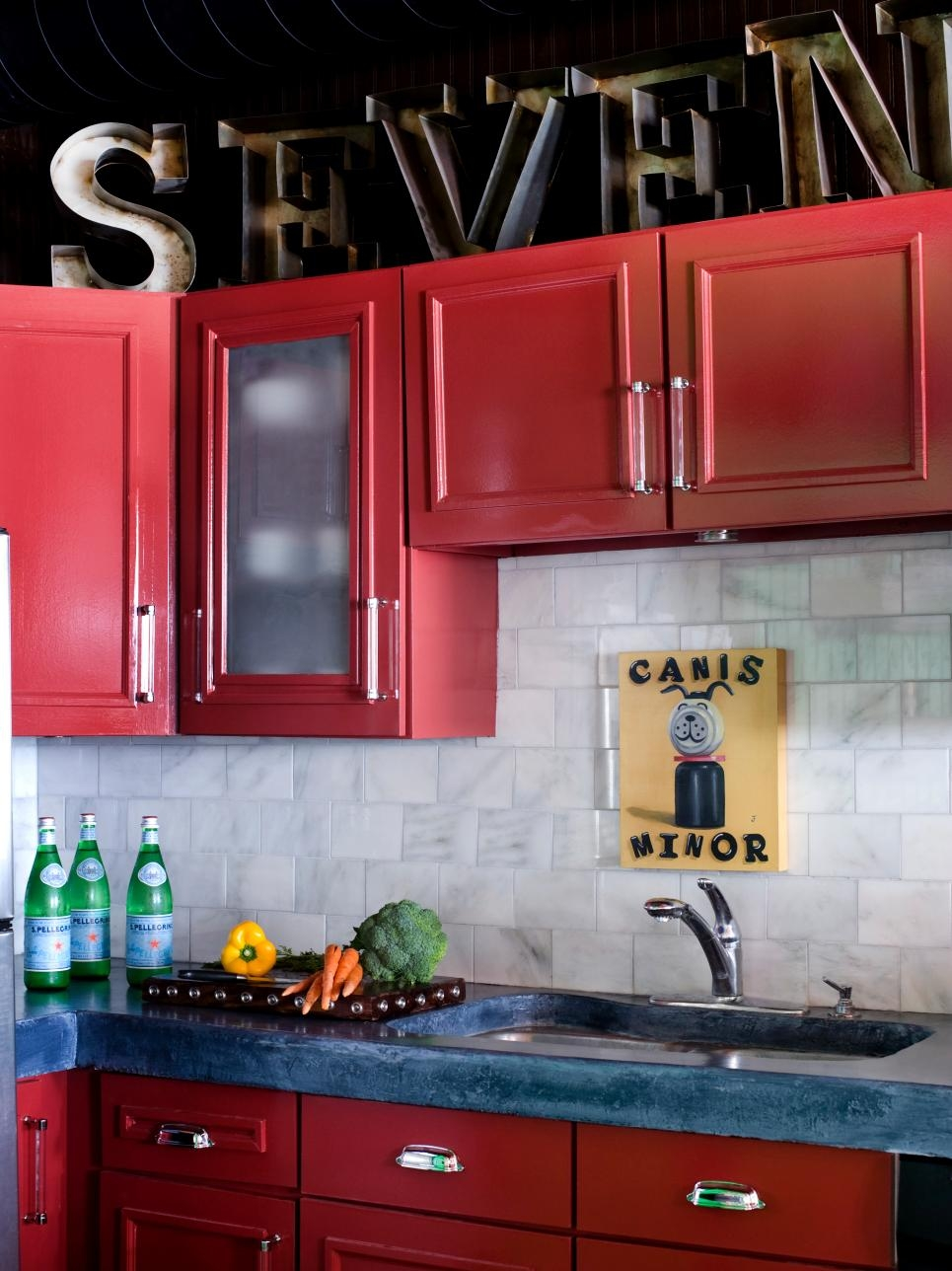 Kitchen Cabinet Ideas Colors