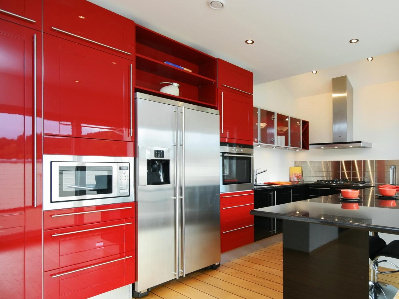 Kitchen Cabinet Materials Finishes