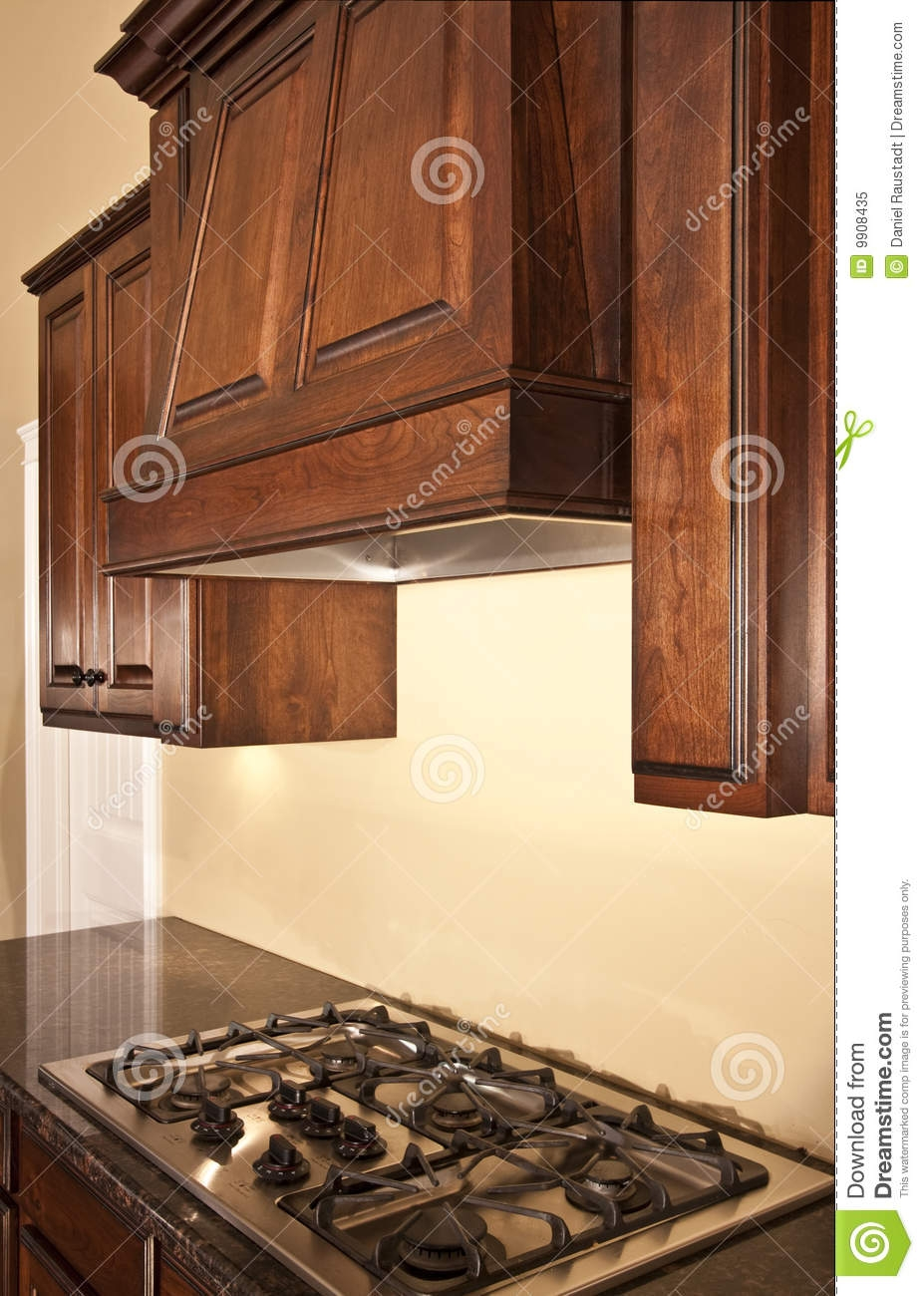 Kitchen Cabinet Stove Hoods