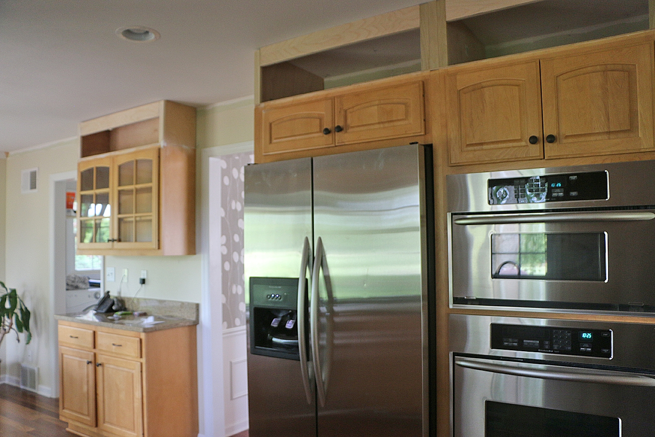 Kitchen Cabinets That Go Up To The Ceiling