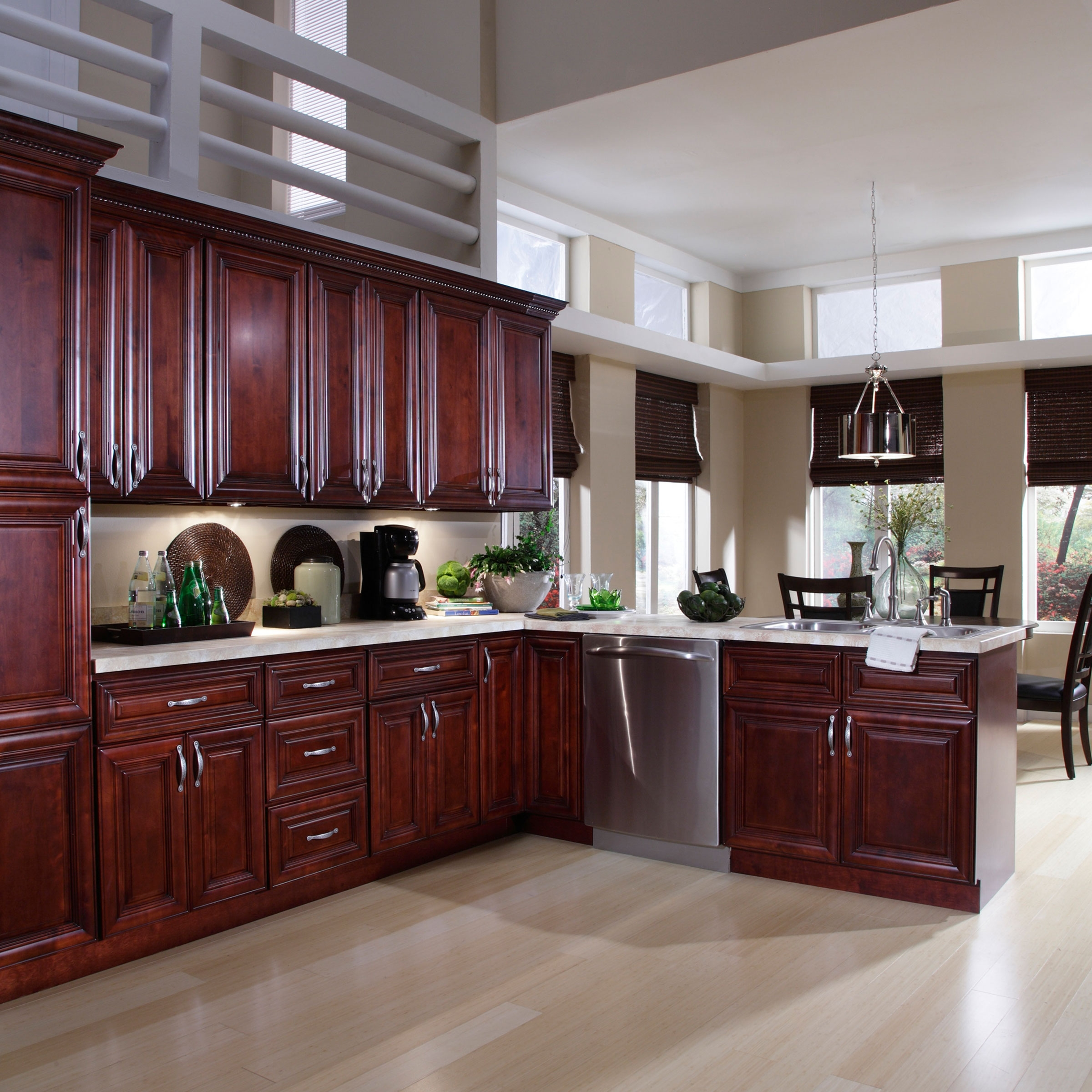 Kitchen Cabinets Trends 2013