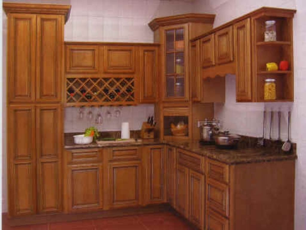 Kitchen Corner Wall Cabinet Ideas