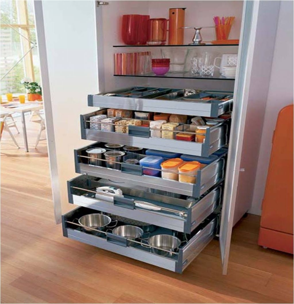 Kitchen Storage Pantry Ideas