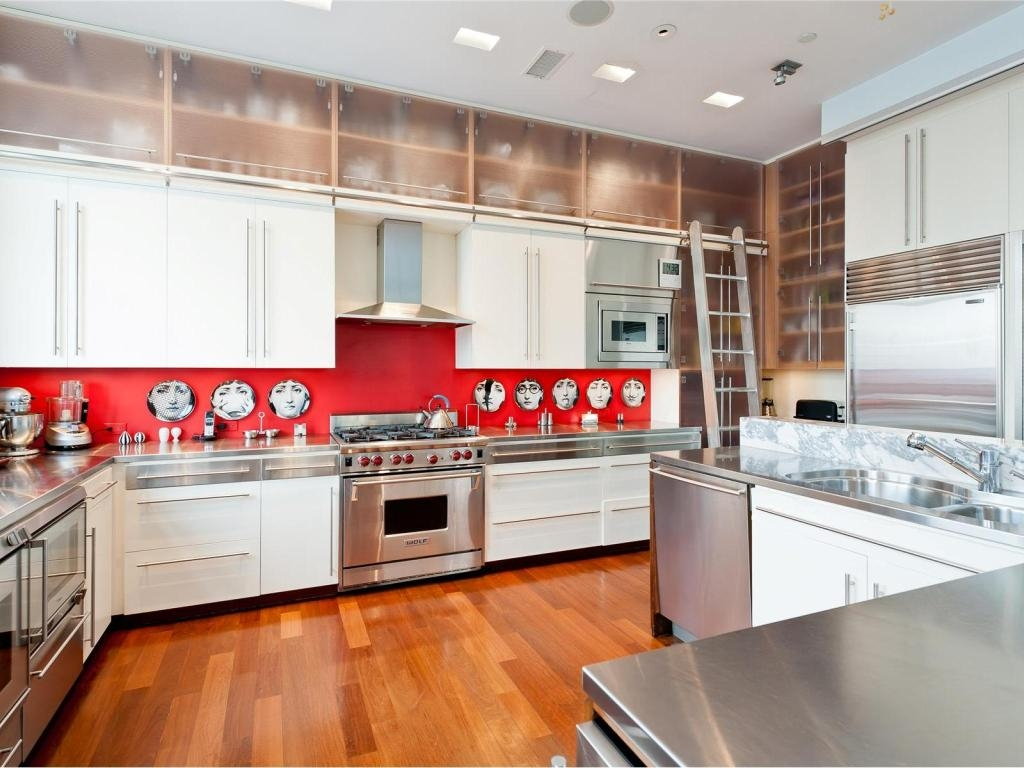 Kitchen Wall Cabinets To Ceiling1024 X 768