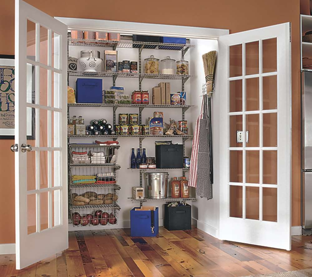 Large Kitchen Cabinet Pantry