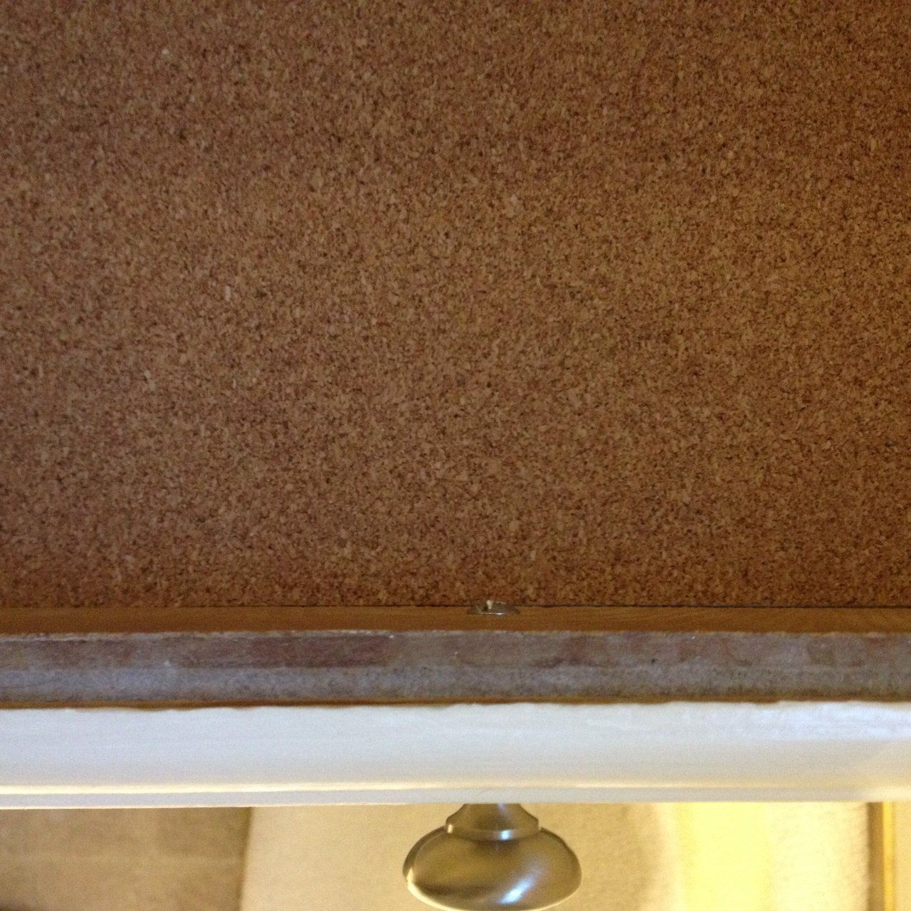 Lining Kitchen Cabinets With Cork
