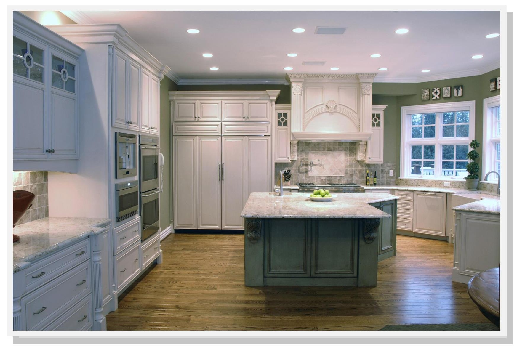 Mid Continental Kitchen Cabinets