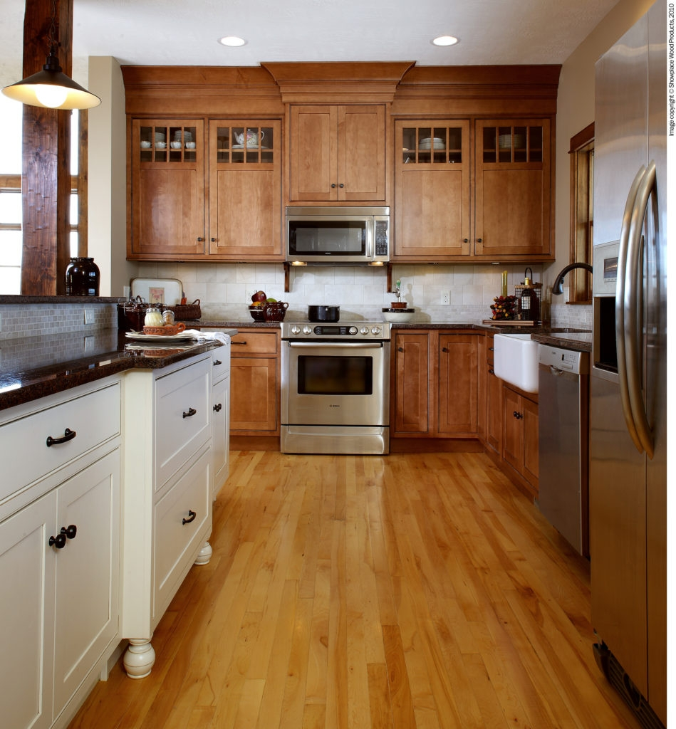 Mixing Kitchen Cabinets Styles