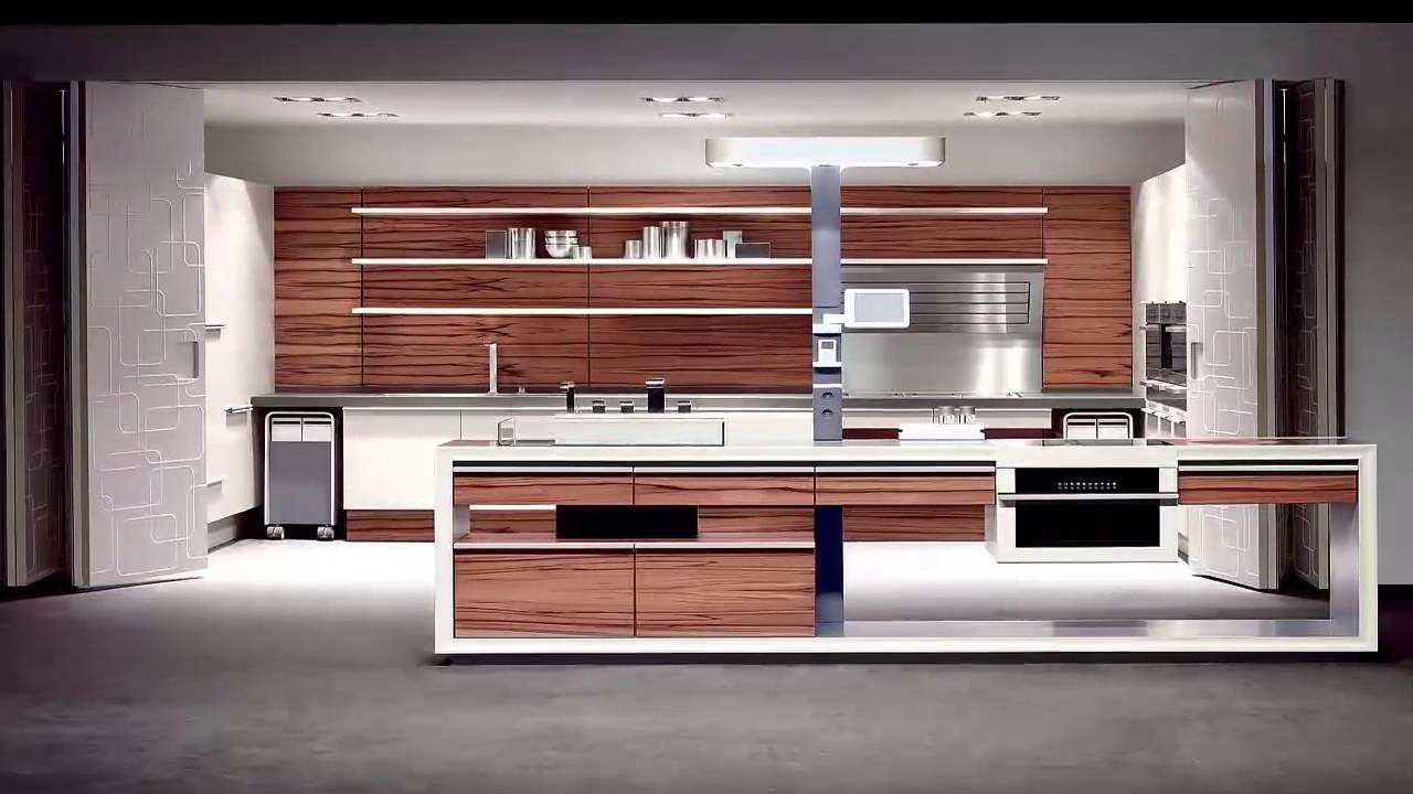 Modern Kitchen Cabinet Designs 2015