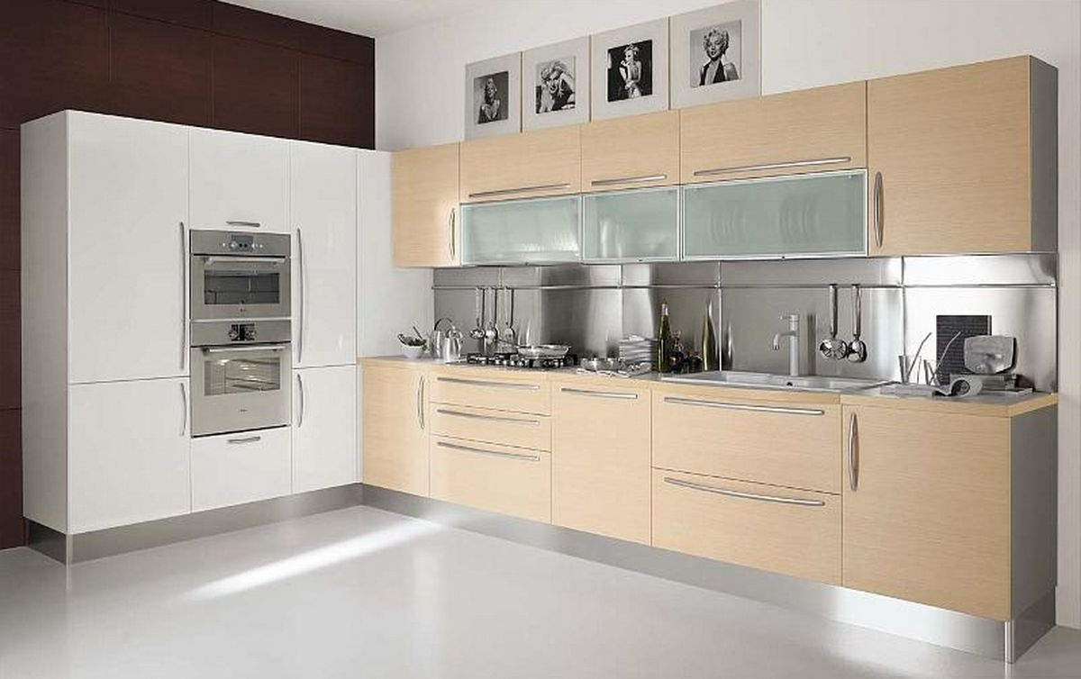 Permalink to Modern Kitchen Cabinets Design Ideas
