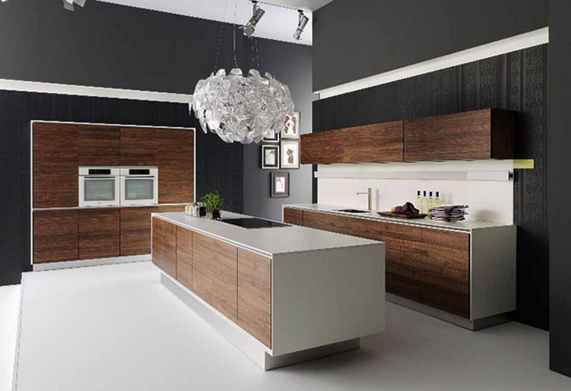 Modern Kitchen Cabinets Interior Design