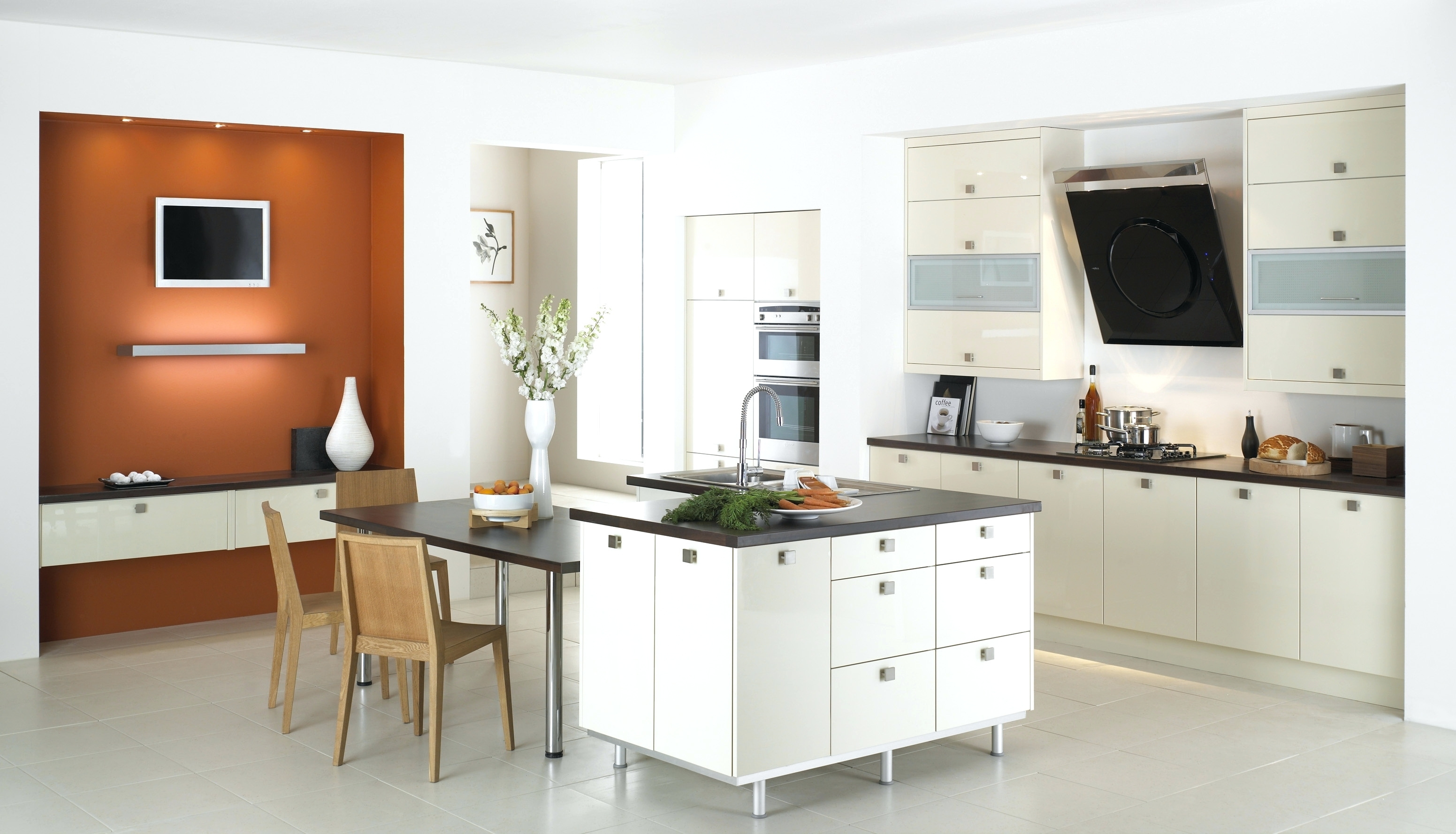 Modern Kitchen Cabinets With Legs