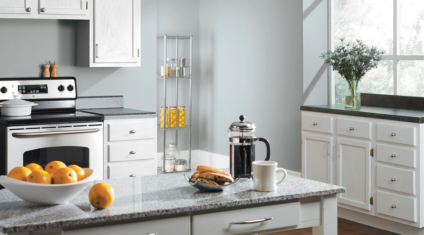 Most Popular Sherwin Williams Kitchen Cabinet Colors