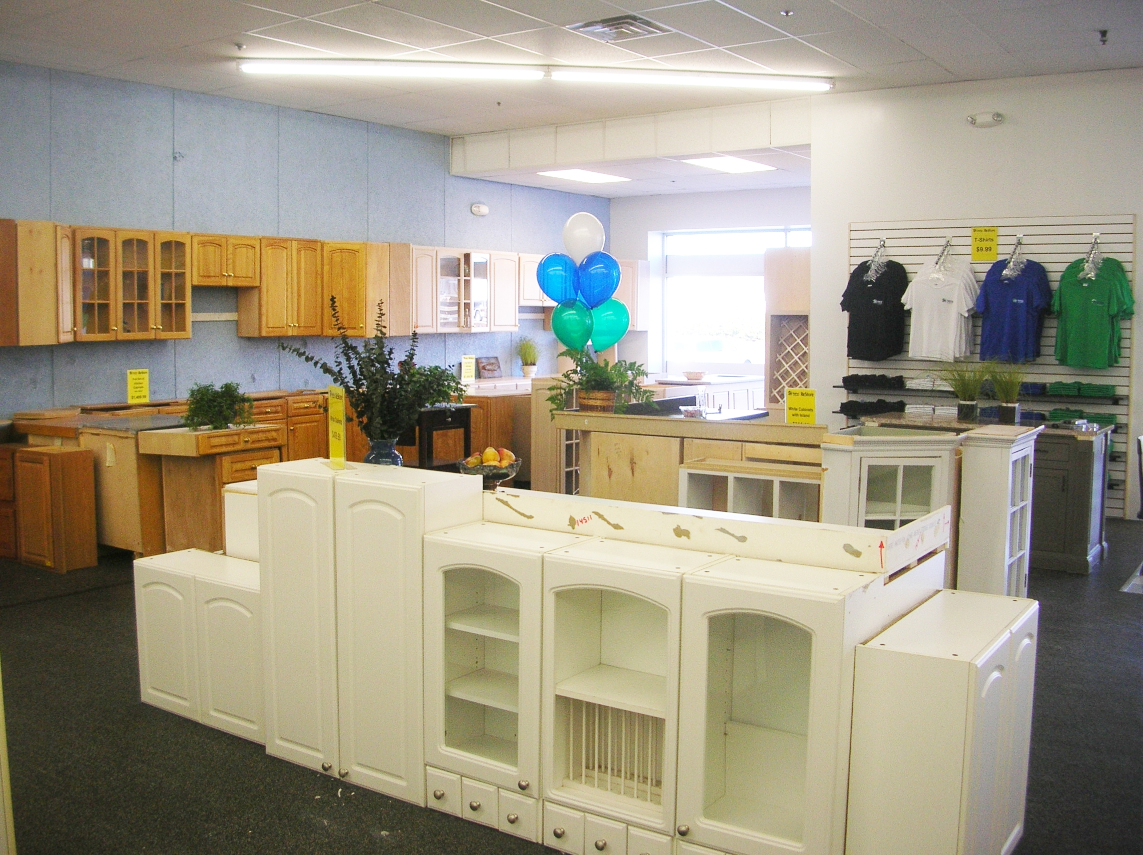 Old Kitchen Cabinets Donation