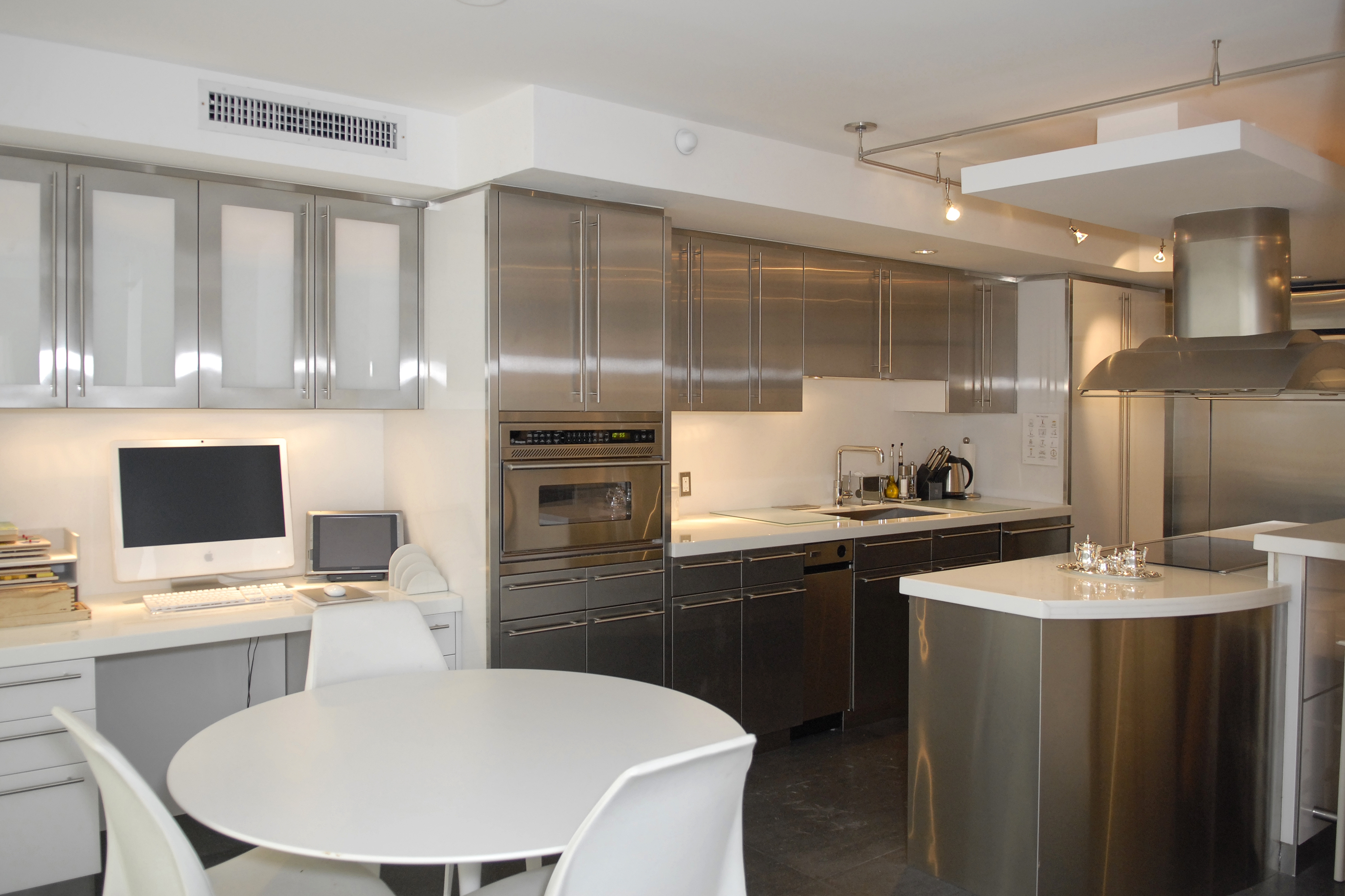 Purchase Metal Kitchen Cabinets