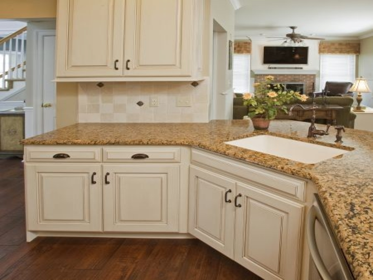 Refacing Kitchen Cabinets Antique White