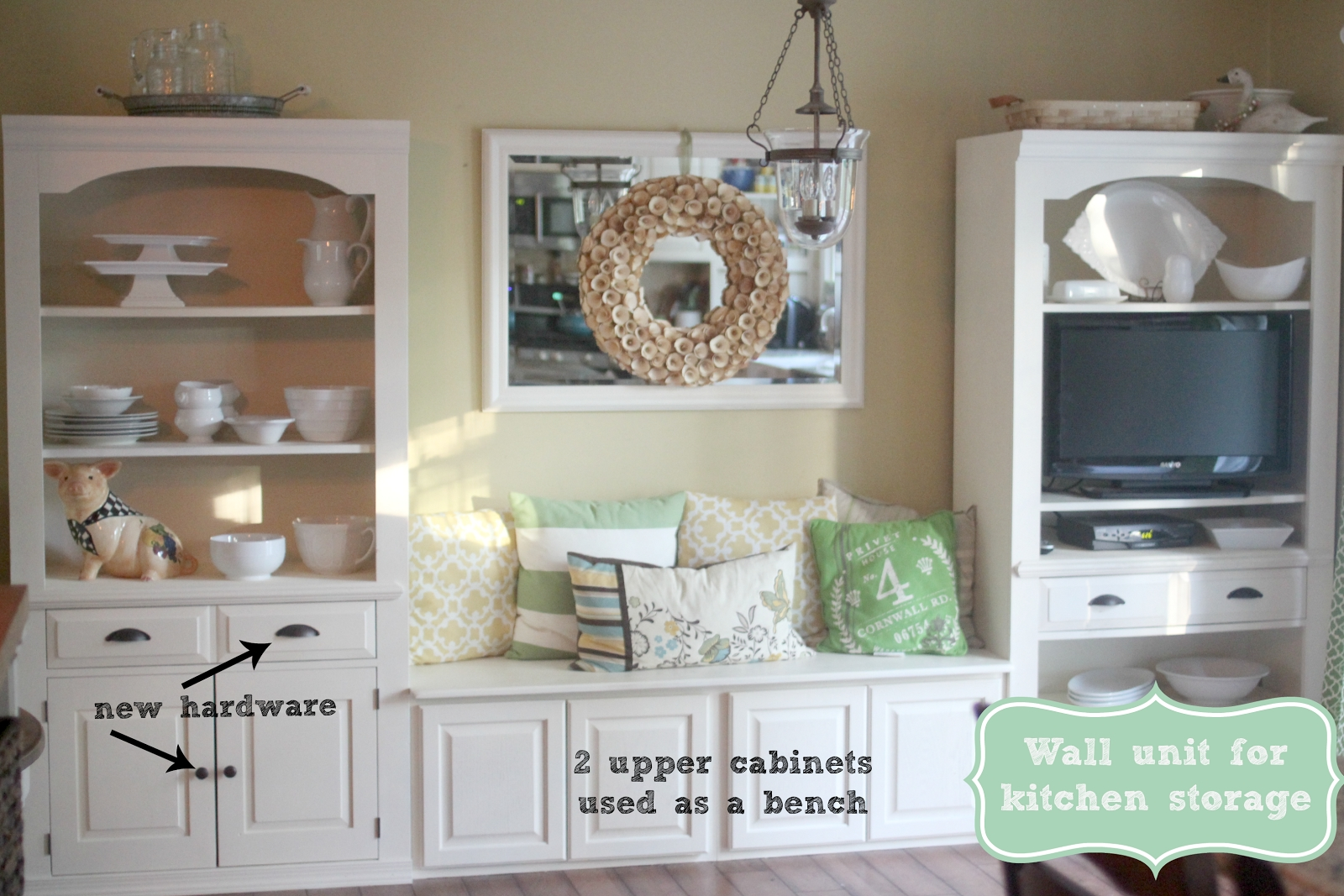Permalink to Repurposed Kitchen Cabinets Ideas