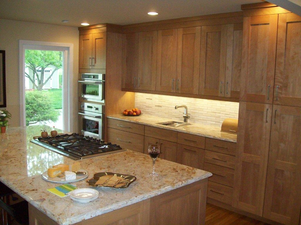 Sandblasting Wood Kitchen Cabinets