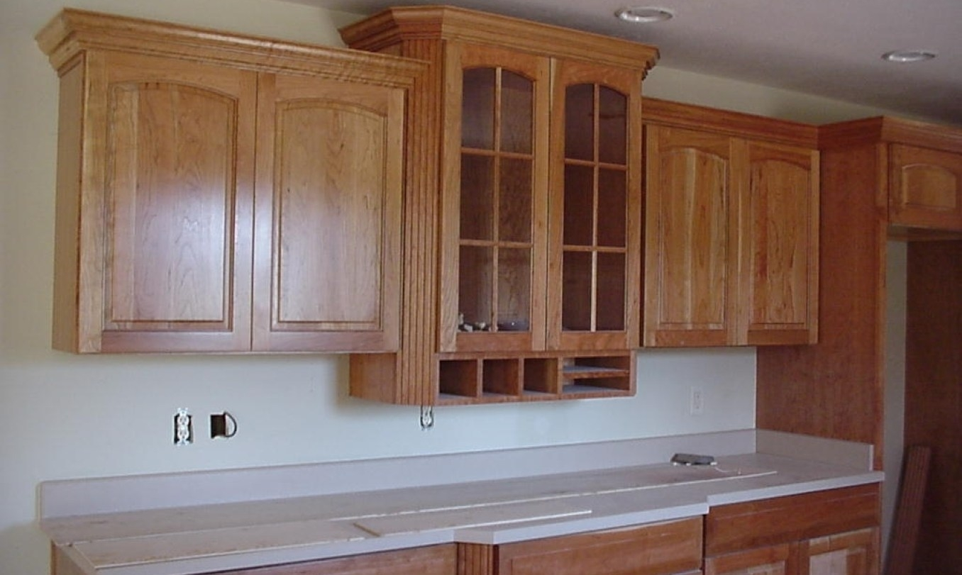 Scribe Molding Kitchen Cabinets