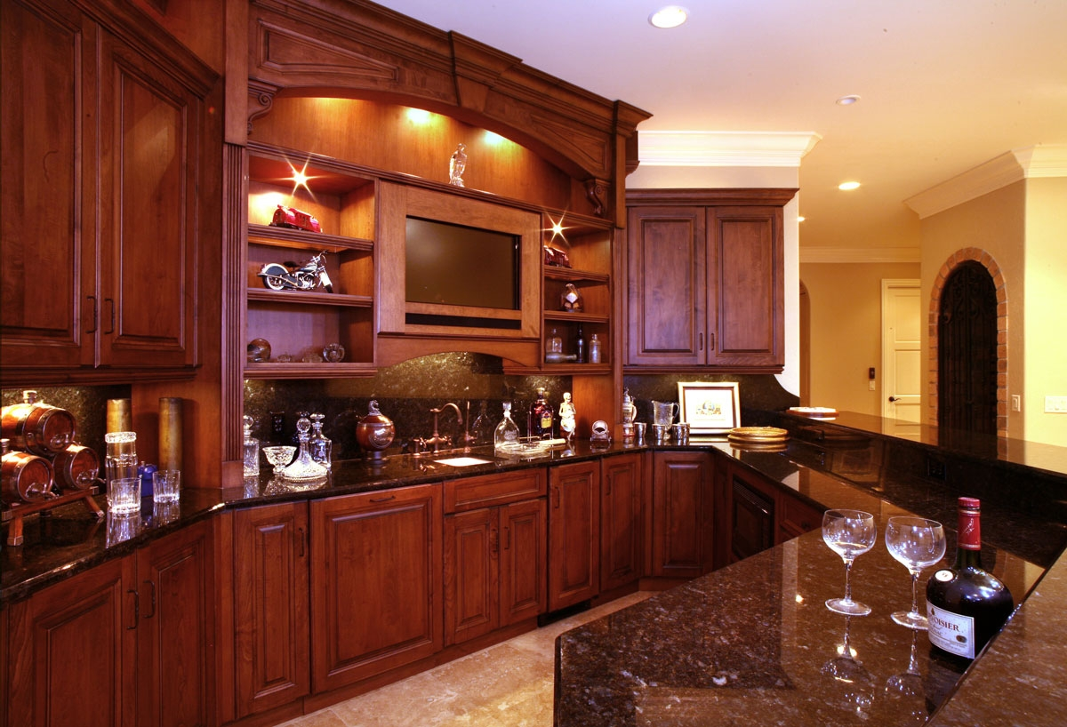 Selecting Kitchen Cabinets And Countertops