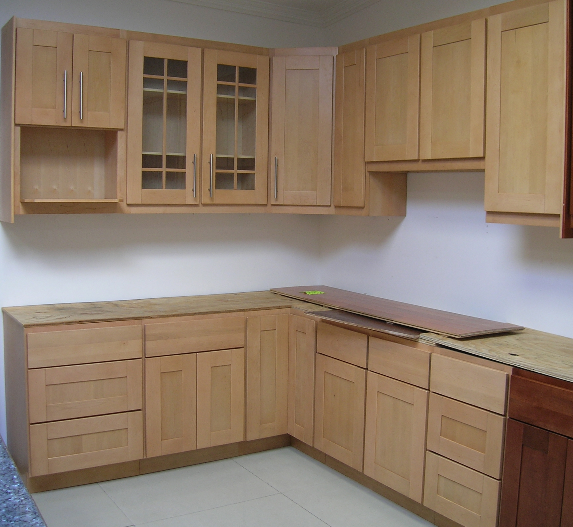 Simple Cabinets For Small Kitchen