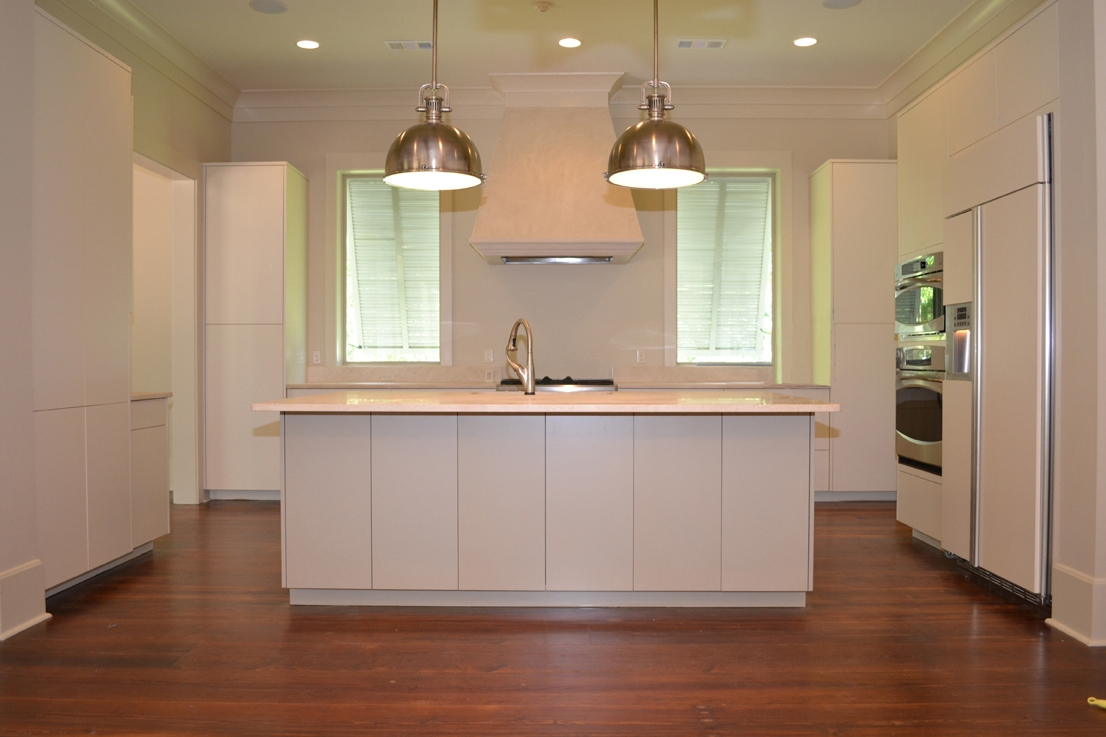 Permalink to Slab Front Kitchen Cabinet Doors