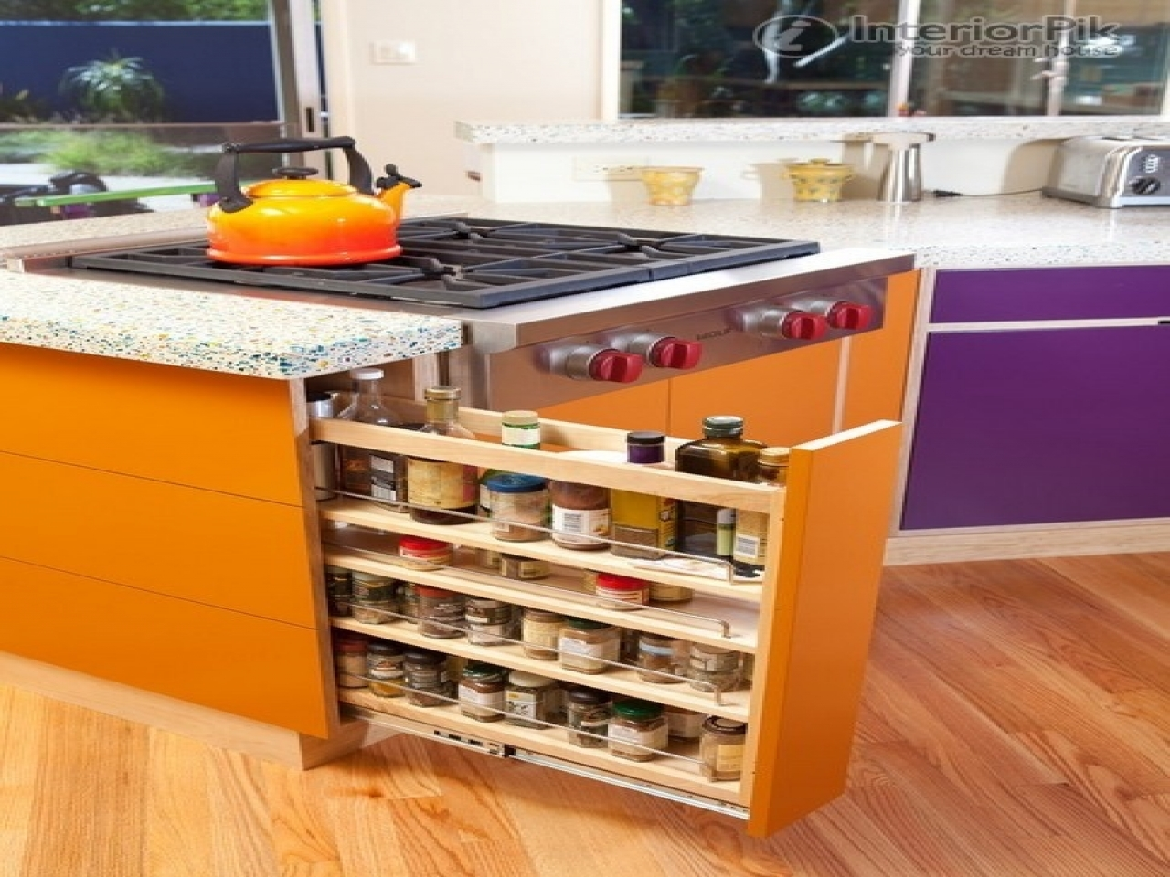 Storage Cabinets For Small Kitchens