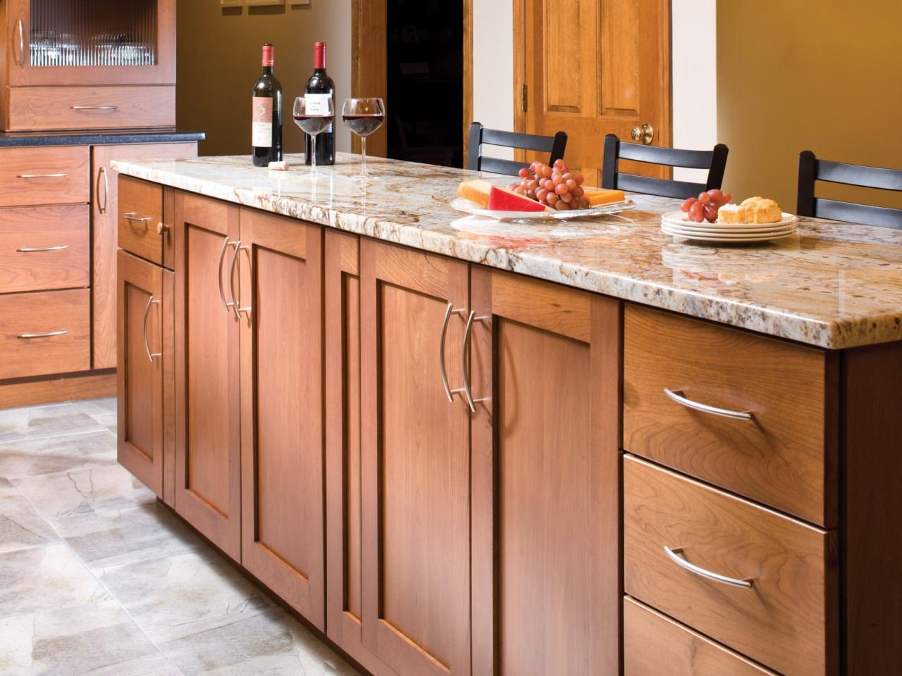 Types Or Styles Of Kitchen Cabinets