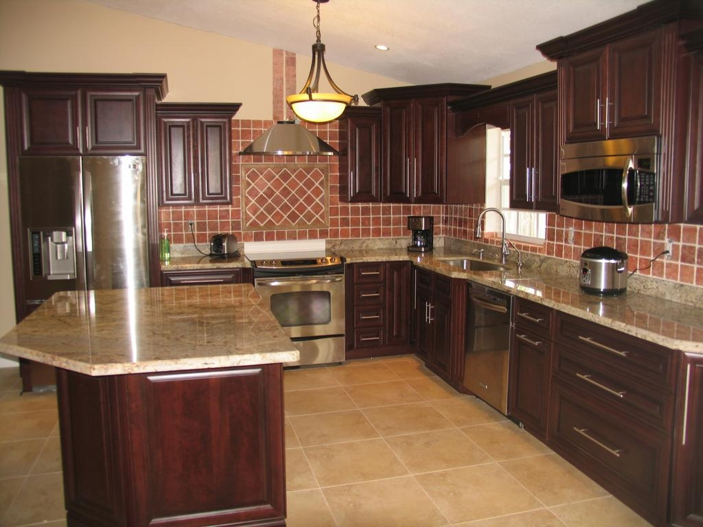 Update Wood Kitchen Cabinets