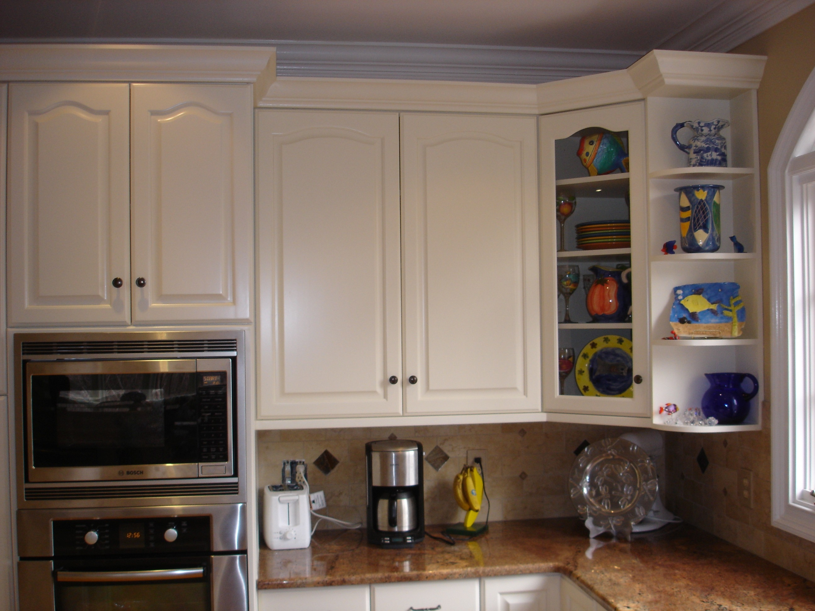 Permalink to Upper Kitchen Cabinet Ideas