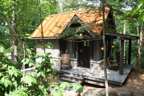 sauna-cabin
